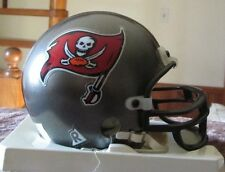 RARE TAMPA BAY BUCCANEERS NEW RIDDELL MINI HELMET GREAT FOR AUTOGRAPHS LOOK