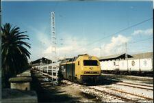 Photo RENFE 252-048-4 Cadiz Spain 1996 original