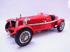 LOT 64550 | Burago Alfa Romeo 2300 Monza 1934 rot Modellauto 1:18