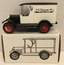 ERTL 1:25 Diecast  1923 CHEVY 1/2 Ton Truck BANK ,  JC PENNY , made 1991