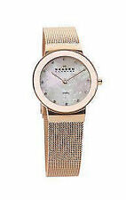 Skagen Armbanduhren aus Edelstahl für Damen