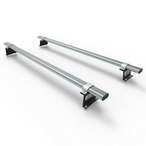 Vauxhall Combo ROOF RACK bars 2001 - 2012 model- 2 bar system -AT44