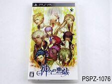 Kamigami no Asobi Japanese Import PSP Portable Japan JP US Seller A