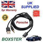 PORSCHE BOXSTER CDR-31 Audio System For Samsung NOKIA HTC LG & Most Micro USB