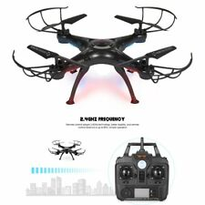 New X5SW-1 2.4GHz 4CH 6 Axis RC Quadcopter Drone RTF W/HD RC Dron Explorers US