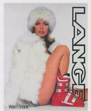 """Sexy Ski Poster """" Lange Girl 1978"""""""