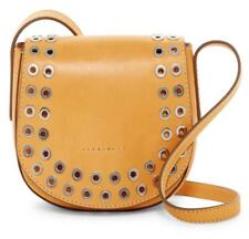 New with Tags - $298.00 Frye Cassidy Yellow Leather / Grommet Trim Crossbody Bag
