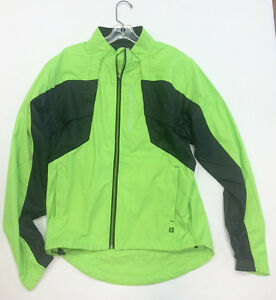 CANNONDALE Men's Morphis CYCLING Rain JACKET windproof, winter, Berserker Green