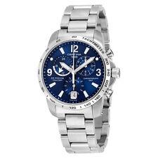 Certina DS Podium GMT Blue Dial Titanium Mens Watch C0016394404700