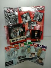 Lot of New One Direction 1D Fan Stationary, Journals, keychains figure