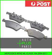 Fits MERCEDES BENZ ML-CLASS 164 2004-2011 - Brake Pads Disc Brake (Front) Brakes