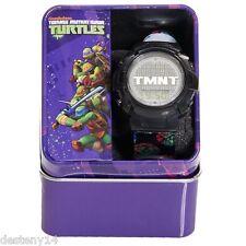 Nickelodeon Teenage Mutant Ninja Turtles Chunky Ninja Turtles Digital Watch NIB