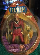 Farscape Ka Dargo Figure Series 1 Toy Vault. 7 1/2�