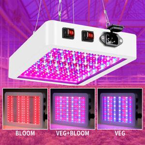81-312 LED Pflanzenlampe Wachstumslampe Pflanzenleuchte Voll Spektrum Grow Light