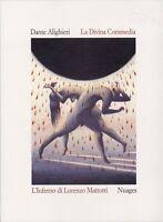 La Divina Commedia - Inferno -Dante Alighieri- illustrazioni di Lorenzo Mattotti