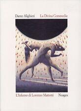La Divina Commedia - Inferno -Dante Alighieri- Illustrations by Lorenzo Mattotti