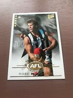 2003  XL ULTRA AFL CARD - 2002 RISING STAR RSN10 MARK McGOUGH, COLLINGWOOD