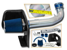 09-11 Chevy Tahoe 4.8/5.3/6.2L V8 Cold Air Intake Kit BLUE