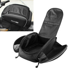 Universal Motorcycle Bike Tail Seat Bag Luggage Helmet Pack Case Bag For Yamaha (Fits: Bourget's Bike Works)