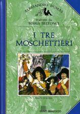 TRE MOSCHETTIERI 2VOLL Dumas Alexandre GIUNTI EDITORE