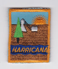 SCOUTS OF CANADA -  CANADIAN SCOUT QUEBEC HARRICANA DISTRICT Patch ~ Extinct