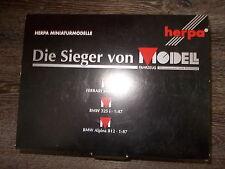 Herpa:Die Sieger von 1991 Ferrari (1:43) und 2x BMW (325i u.Alpina B12)   (SSK7)