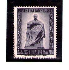 Italia Serie del año 1949 (AA-582)