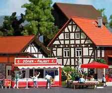 SH Busch 1034 »Döner-Palast« im rundum bedruckten Verkaufscontainer HO