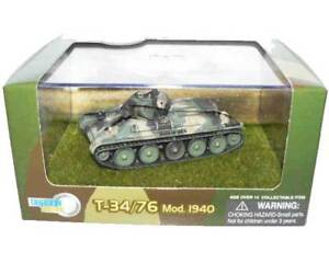 1:72 DRAGON ARMOR  60149# SOVIET T34/76 1ST MOSCOW MOTORIZED RIFLE DIVISION 1941