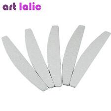 5Pcs Nail Art Sanding Files Polish Buffer Block Manicure Pedicure Tips Tools