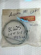 Austin 1100 Brake Cable 1962-1967 Part# 31G208 Made In UK