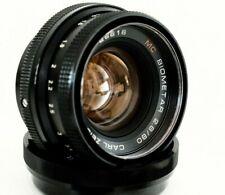 mint - Carl Zeiss Jena BIOMETAR 2.8 / 80mm - Kiev 60 - Pentacon Six mount