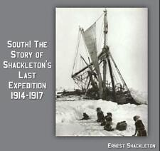 South! The Story of Shackleton's Last Expedition Audio CD MP3