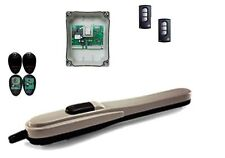 Extra Large Single Electric Gate Remote Opener Kit for 4.5m Gate