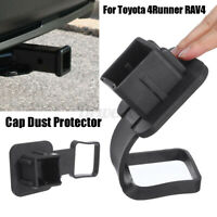 2'' Tow Bar Cap Car Dust Towing Hitch Trailer Protector For Toyota RAV4 Cover