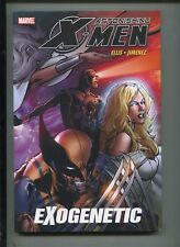 Astonishing X-Men: Exogenetic - Old Enemies and New Threats - (Vf) 2010 Hc