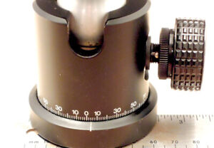 Linhof Profi-II Ballhead - REALLY GREAT SHAPE Fully functional and solid.