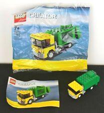 LEGO Creator Garbage Truck Exclusive Mini Set 20011