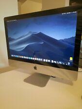"MINT Apple iMac A1418 21.5"" Desktop - MK442B/A Computer macOS Mojave Silver 1TB"
