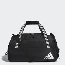 adidas Squad 4 Black Duffel Bag B4010