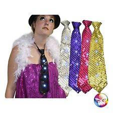 Déguisements et masques cravates accessoires multicolores