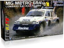 Belkits Bel-016 - 1/24 MG Metro 6R4, Lombard Rac Rallye 1986 - New