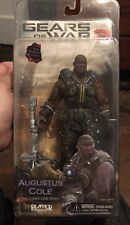 NECA Gears Of War 3 Augustus Cole Action Figure PLAYER SELECT 111107