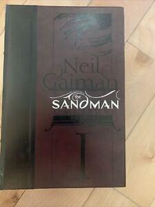 THE SANDMAN OMNIBUS Volume 1 by Neil Gaiman (2013, Hardcover)