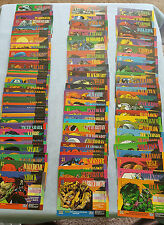1993 Skybox Marvel Super Heroes Trading cards Hulk, spiderman, Ironman Over 200