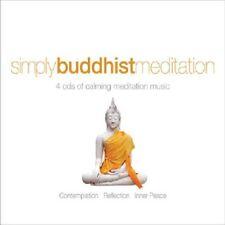Simply Buddhist Meditation (4CD)