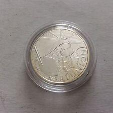 Pièce 10 € des régions France - 2010 - sur capsule - Réunion