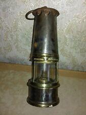 ancienne lampe de mineurs  de  collection...19eme