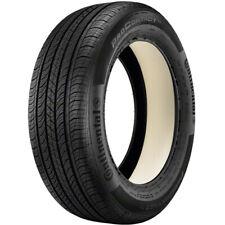 1 New Continental Procontact Tx  - 225/60r18 Tires 2256018 225 60 18
