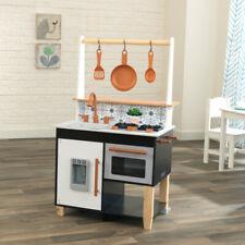 Kidkraft Artisan Toddler Island Play Kitchen | Kids Wooden Play Kitchen
